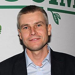 Robert Binkiewicz, prelegent