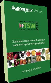 Zalecenia nazwozowe dla upraw zadowniczych i warzywniczych.