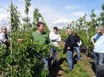 Szkolenie dla sadowników