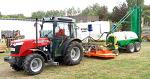 maszyny sadownicze traktor opryskiwacz