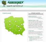 Prognoza pogody dla sadowników Agrosimex