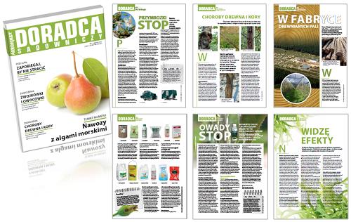 doradca sadowniczy biuletyn magazyn informacyjny agrosimex