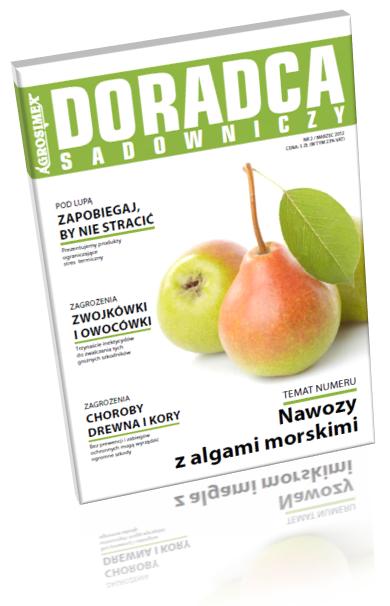 Doradca Sadowniczy magazyn informacyjny Agrosimex