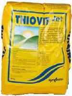 Thiovit Jet siarka ochrona jabłoni