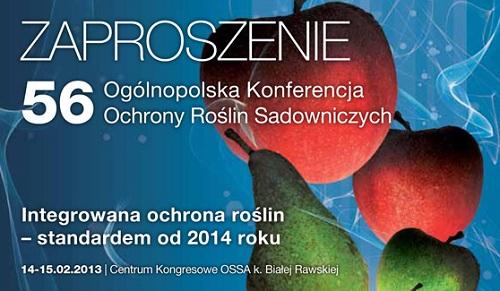 Zaproszenie Konferencja Ochrony Roślin