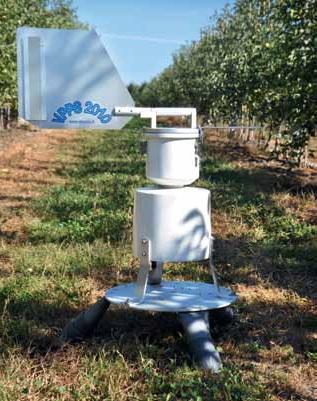 monitorowanie i ochrona jabłoni przed parchem