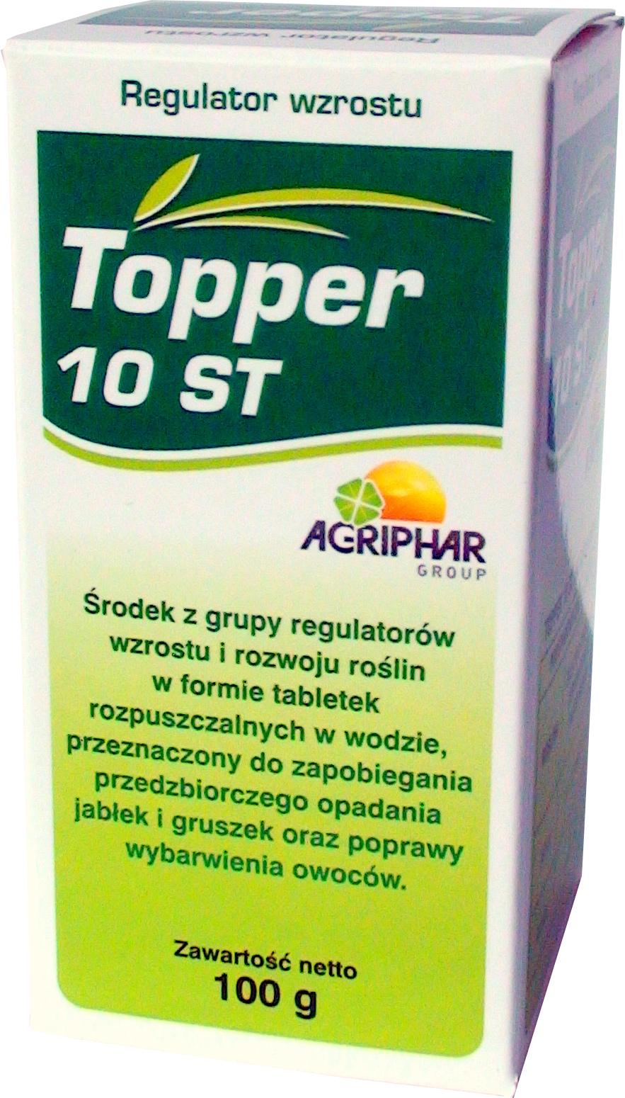 topper