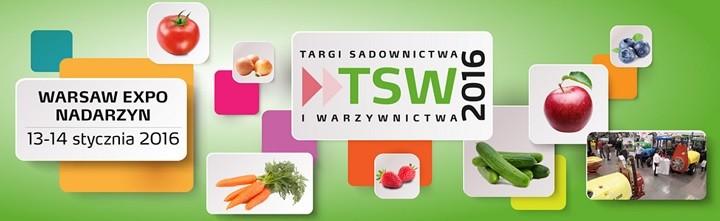 targi sadowniczo-warzywnicze TSW
