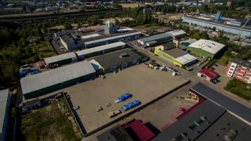 Oddział w Koninie dostarcza towaru dla rolników w zachodniej Polsce.