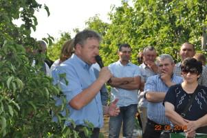 Janusz Miecznik przedstawił nowy insektycyd - Imidan 40 WG