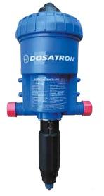 Dozownik proporcjonalny Dosatron D25RE