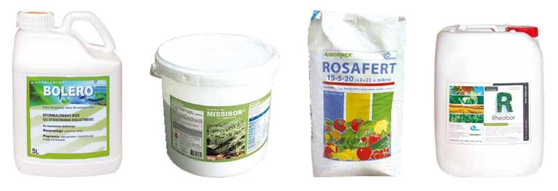 Bolero / Missibor / Rosafert / Rhoebor