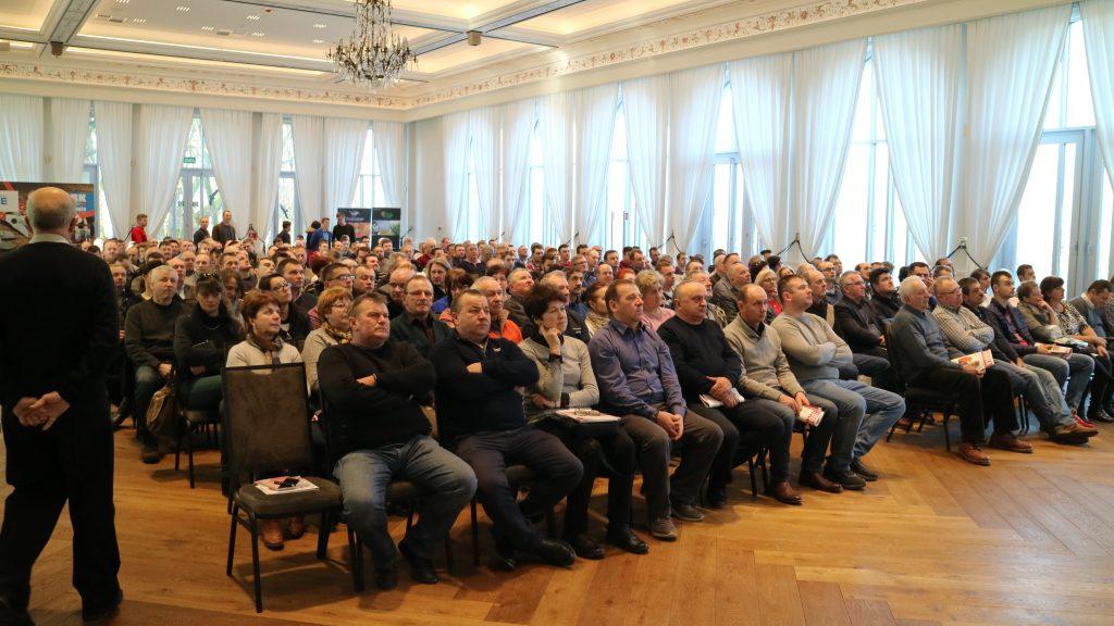 Sala konferencyjna w Pałacu w Małej Wsi